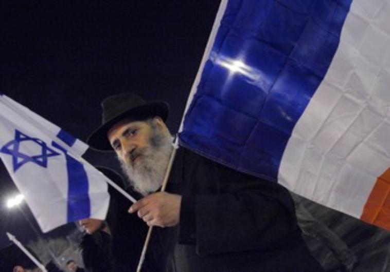Csökken a zsidók száma Európában