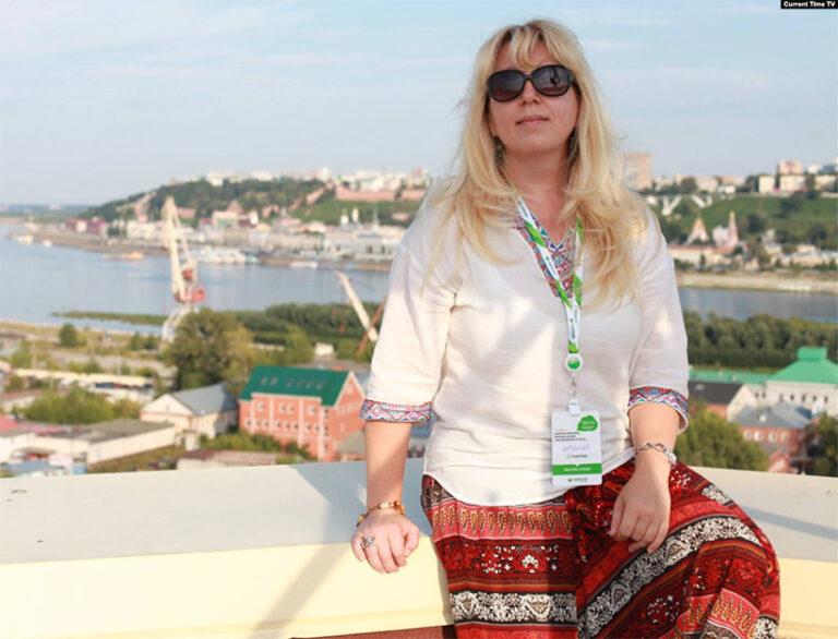 Felgyújtotta magát az ellenzéki portál főszerkesztőnője Oroszországban