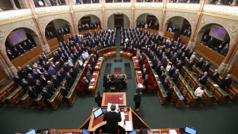 Nézze élőben az Országgyűlés ülésnapját