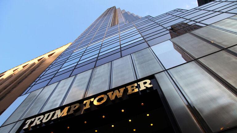 Trumpnak bankszámlája van Kínában