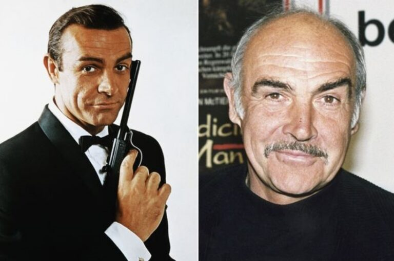 Meghalt Sir Sean Connery