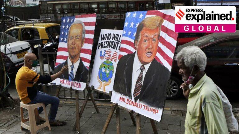 Mai kérdés – Ön szerint ki lesz az USA következő elnöke: Trump vagy Biden?