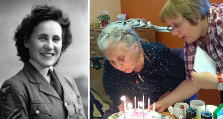 A náci merénylet 100 éves túlélője a koronavírust is legyőzte