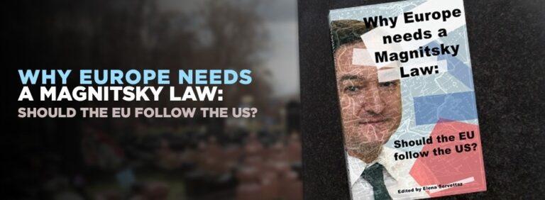 Az EU is törvényt hoz az emberi jogok megsértői ellen