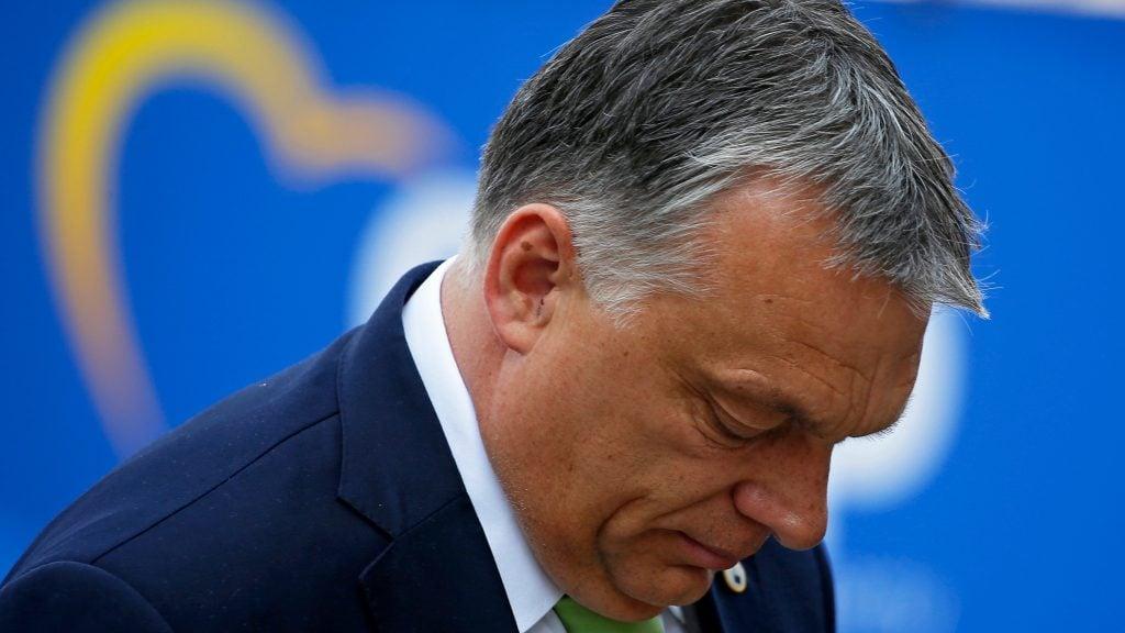 Orbán fél