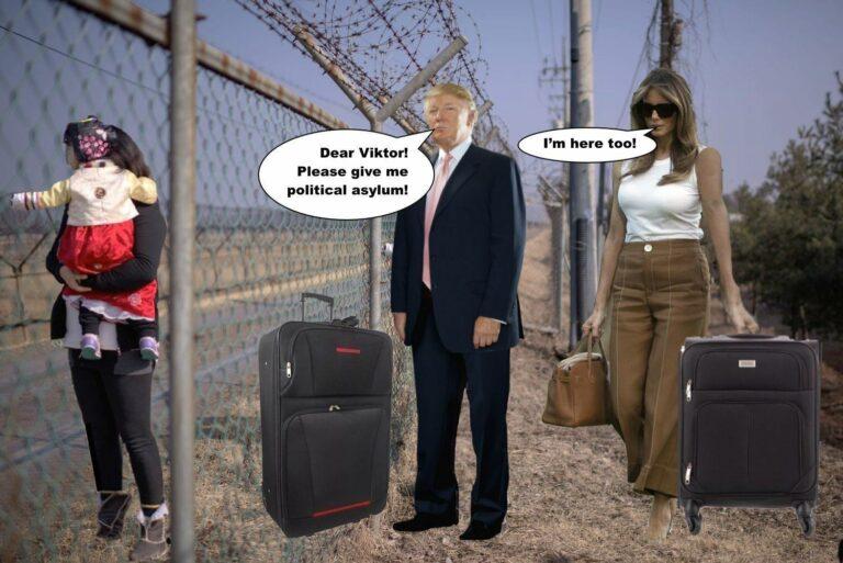 Andy Landy mosolyalbuma – Segítség migránsok!