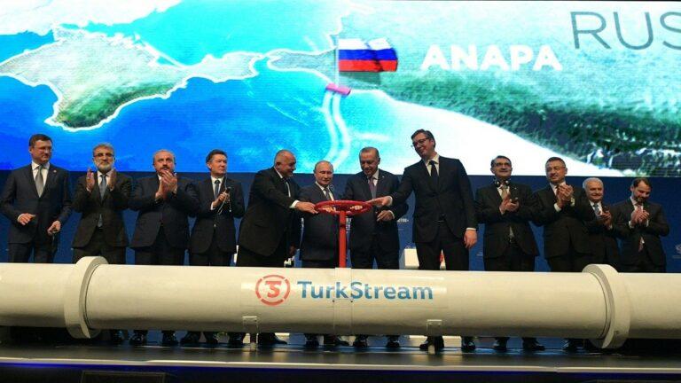 Indul a Balkáni áramlat, mely a magyar földgázellátást is befolyásolhatja