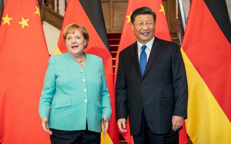 Kína lett az EU legfőbb kereskedelmi partnere