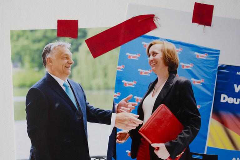 A Fidesz szép társaságban