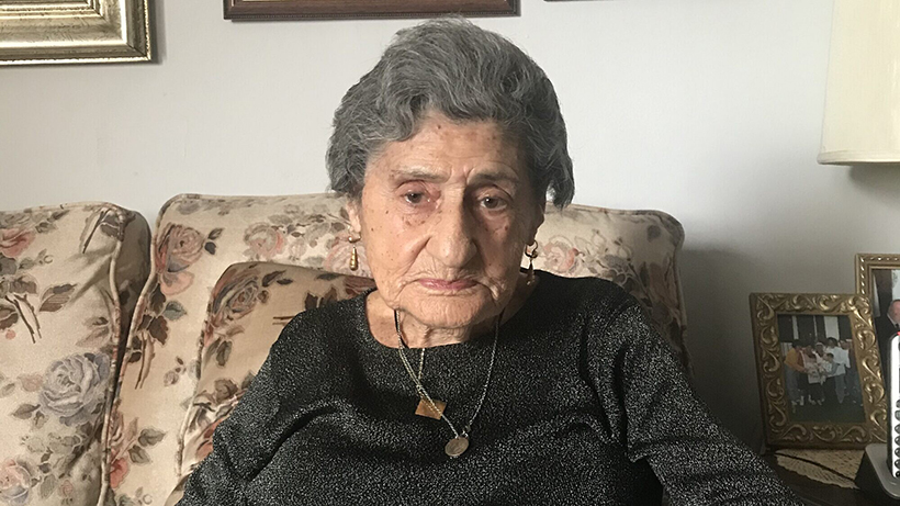 97 éves holokauszt túlélő is beolttatta magát