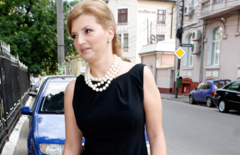 Illegális kampány pénzekért  börtön az ex román elnök lányának