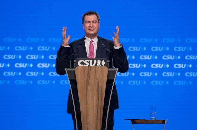 Bajor miniszterelnök: ki a Fidesz-szel az Európai Néppártból is!