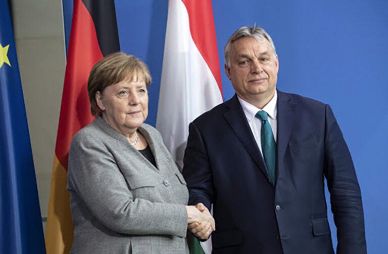 Orbán és a Merkel korszak vége