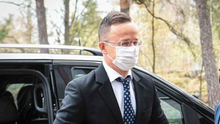 Az akadály megint Magyarország