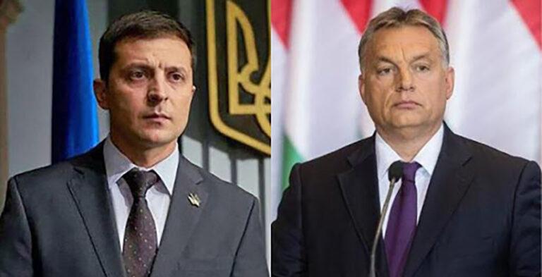 Orbán-Zelenszkij csúcs Kárpátalján