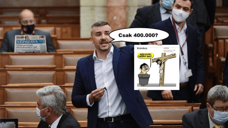 Andy Landy mosolyalbuma – Orbán és a szeretet hatalma