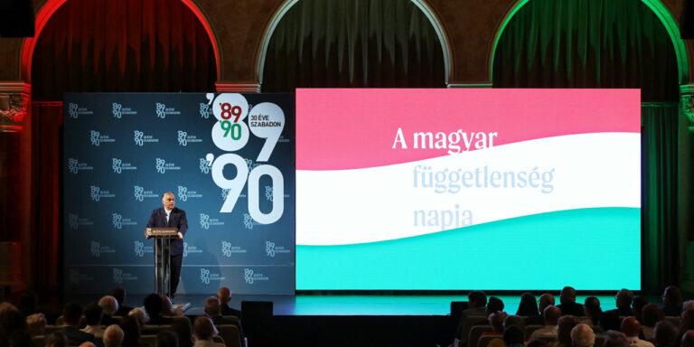 Orbán szabadsága