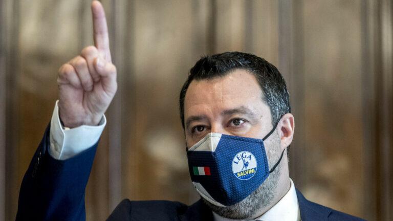 Salvini Orbánnal és a Néppárttal is együtt akar működni