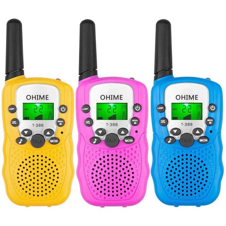 Neked is hasznos a walkie-talkie, mint a legismertebb adó-vevő?