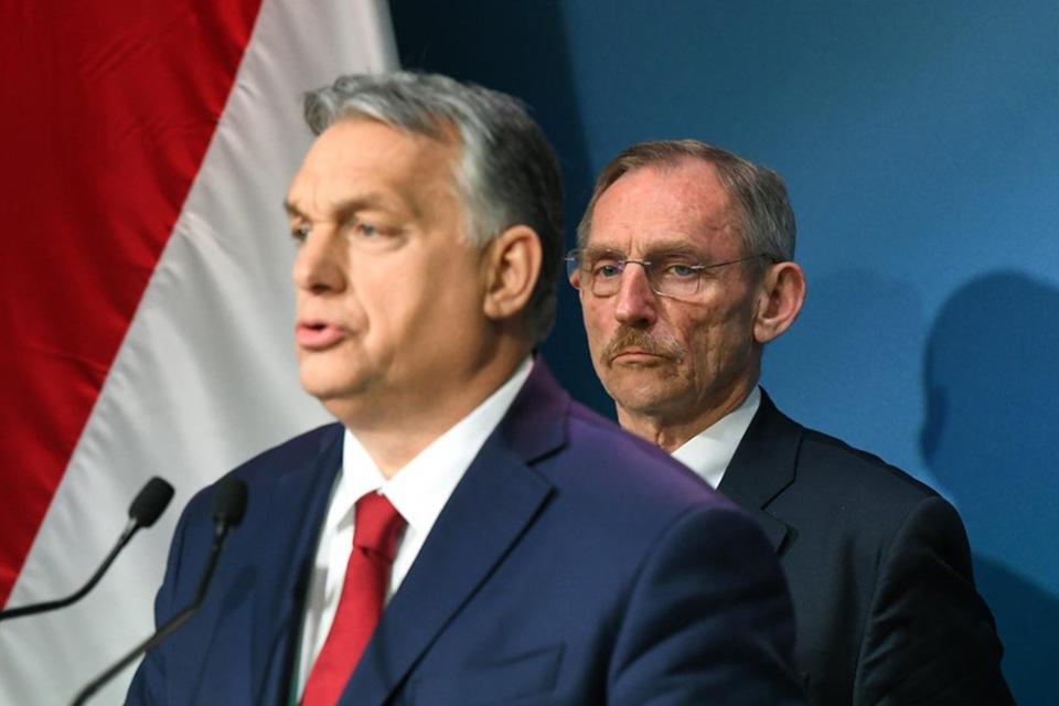 Orbán és Pintér