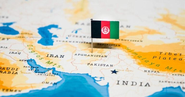 Kínai-orosz-iráni-pakisztáni együttműködés Afganisztánban