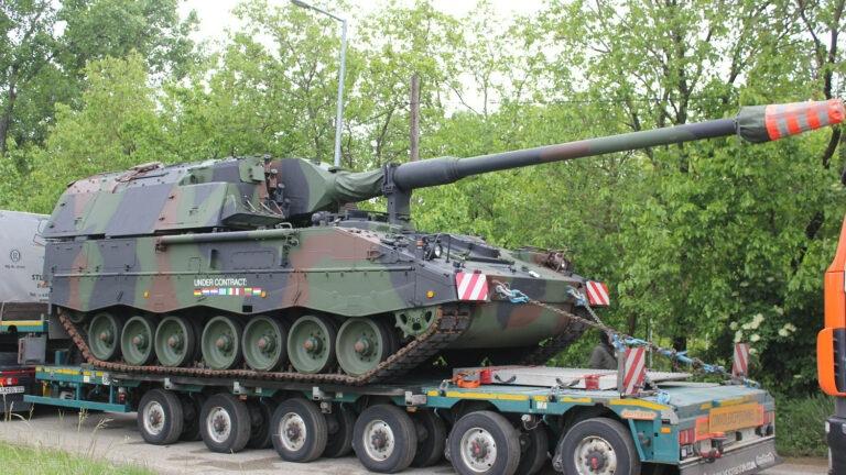 Magyarország veszi a legtöbb fegyvert Németországtól