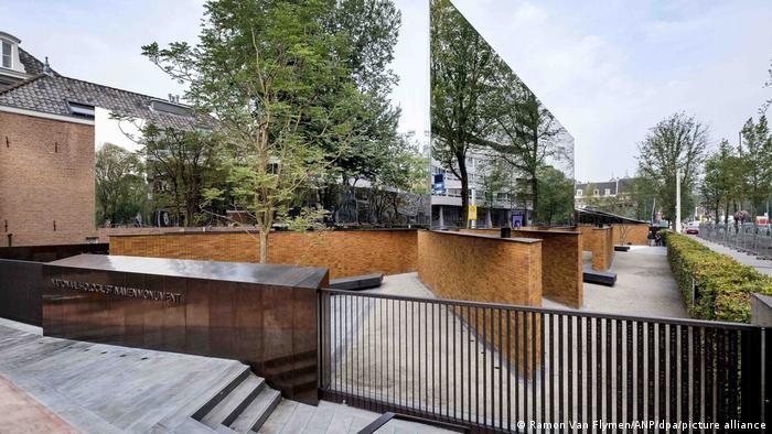 Felavatták Hollandia nemzeti holokauszt emlékművét » Független Hírügynökség
