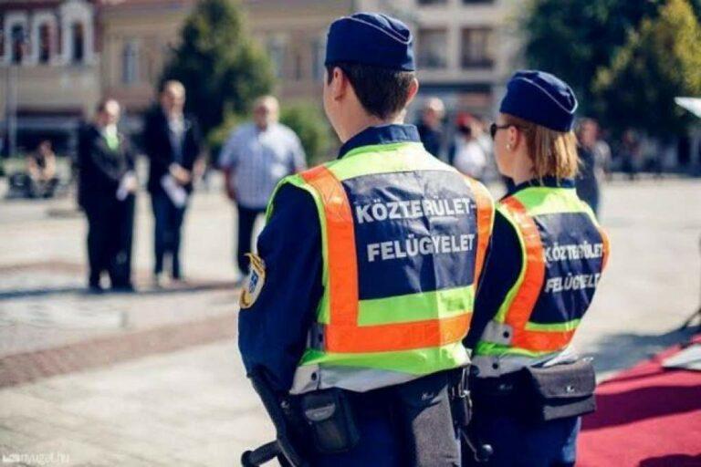 Fidesz bevetésen a közterület felügyelet