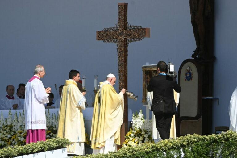 Ferenc pápa az antiszemtizmus ellen