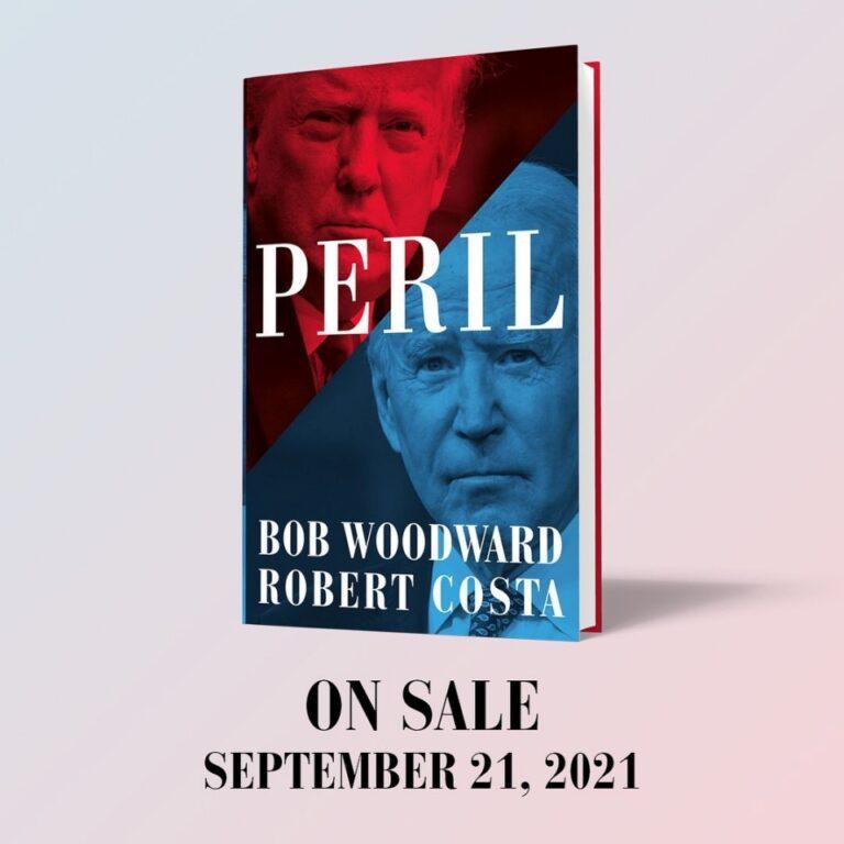 Peril: Trump őrült vagy a vezérkari főnöke volt áruló?