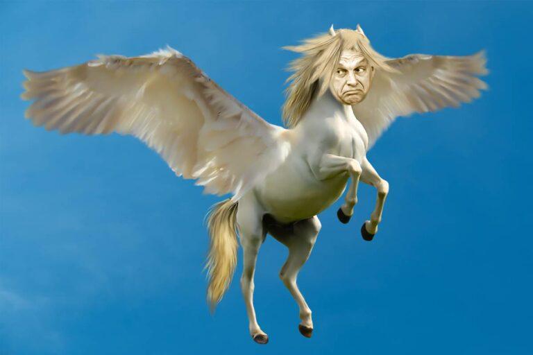 Pegasus ügy – minden titkos 2050-ig