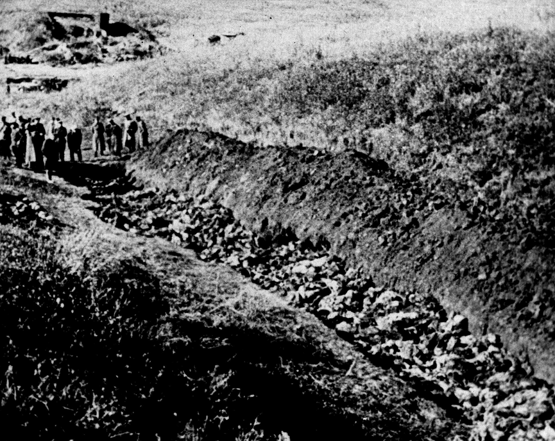 80 éve gyilkolták le Kijev zsidó lakosságát