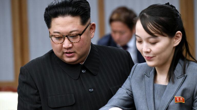 A diktátor húga bekerült az Államtanácsba