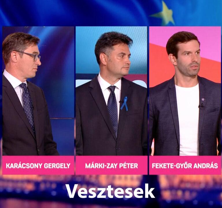 Mai kérdés – Szavazna Ön Karácsonyra vagy Márki-Zayra, ha azért visszalépnek, hogy ne Dobrev nyerjen?